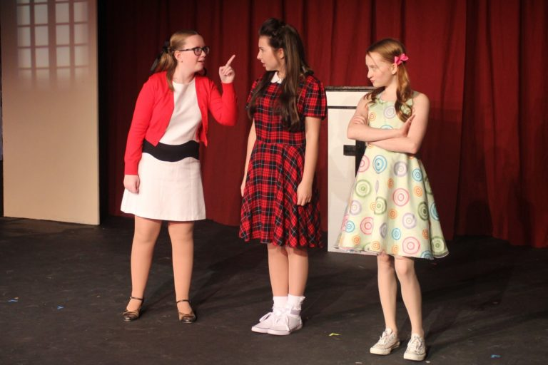 Best Christmas Pageant Ever: the Musical